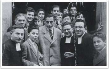 Bruno Raschi con Coppi