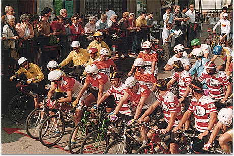 Mountain bike Tarsogno 1989 Ciclo Club Imbriani