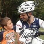 In bocca al lupo campione! Luca Bazzani