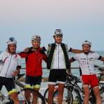Da Borgotaro a Cutro - tappa 2 - Faenza - Porto Recanati 195 km