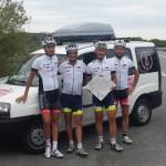Da Borgotaro a Cutro - tappa 6 - Matera - Toscano km 182