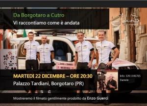 Da Borgotaro a Cutro | vi raccontano come è andata @ Borgo Val di Taro | Borgo Val di Taro | Emilia-Romagna | Italia