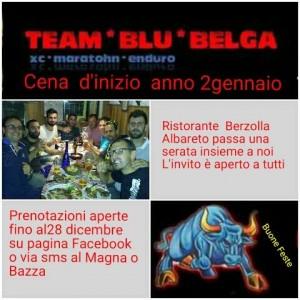 Cena inizio stagione Team Blu Belga @ Ristorante Berzolla | Albareto | Emilia-Romagna | Italia