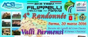 Randonnèe Valli Parmensi - Filippelli Bike Team @ Parma | Parma | Emilia-Romagna | Italia