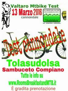 Teste Cannondale a Sanbuceto di Compiano @ Loc. Sambuceto di Compiano | Sambuceto | Emilia-Romagna | Italia
