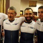La cena di inizio stagione 2017 del Ciclo Club Imbriani