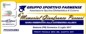 Memorial Gianfranco Porcari - gara allievi @ Bedonia (PR) | Bedonia | Emilia-Romagna | Italia